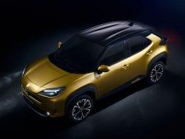 Toyota präsentiert den neuen Kompakt-SUV Yaris Cross – ab 2021 in der Auto Welt von Rotz AG erhältlich - Auto Welt von Rotz AG