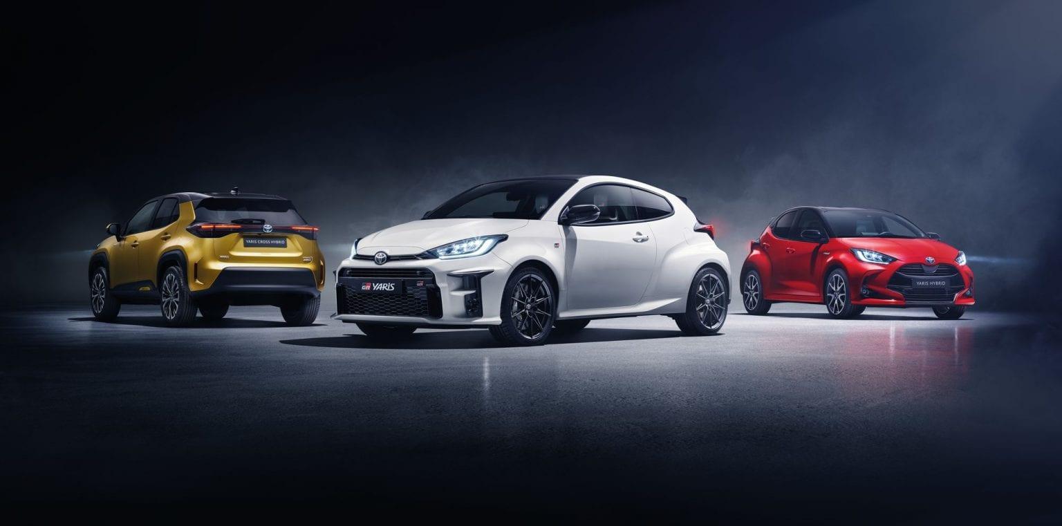 Toyota präsentiert den neuen Kompakt-SUV Yaris Cross – ab 2021 in der Auto Welt von Rotz AG erhältlich - Auto Welt von Rotz AG 3