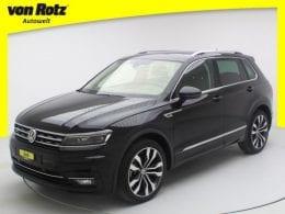 VW Tiguan 2.0 TSI R-Line 4Motion - Auto Welt von Rotz AG 1
