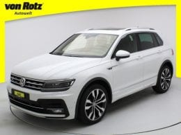 VW Tiguan 2.0 TSI R-Line 4Motion - Auto Welt von Rotz AG 12