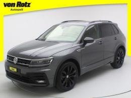 VW Tiguan 2.0 TSI R-Line Black Style 4Motion - Auto Welt von Rotz AG 2