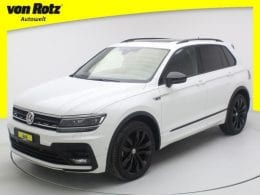 VW Tiguan 2.0 TSI R-Line Black Style 4Motion - Auto Welt von Rotz AG 9