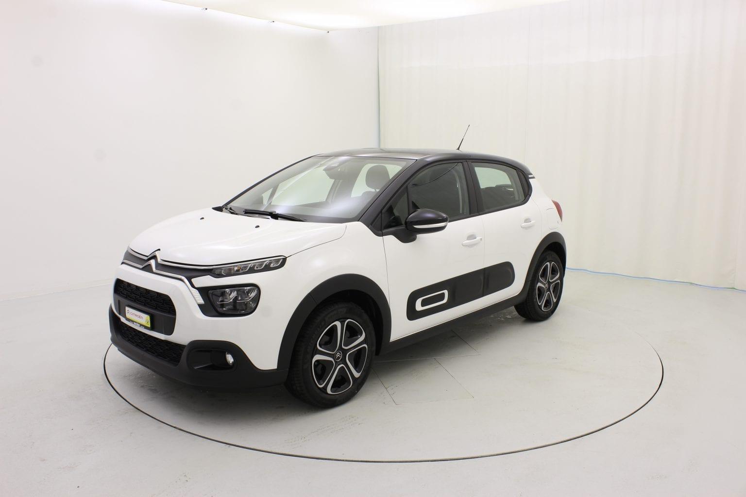Der neue Citroën C3 – jetzt in der Auto Welt von Rotz AG erhältlich - Auto Welt von Rotz AG