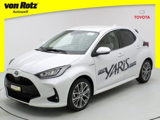 Der neue Toyota Yaris Premium – ab sofort in der  Auto Welt von Rotz AG erhältlich - Auto Welt von Rotz AG 16
