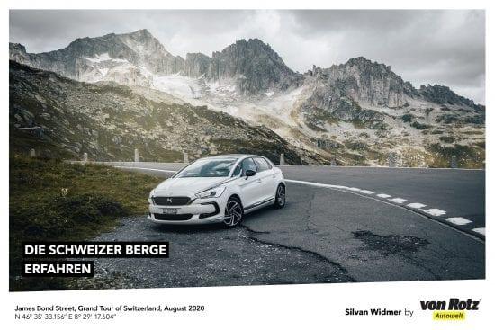 Die Schweizer Berge erfahren mit Silvan Widmer - Auto Welt von Rotz AG 41