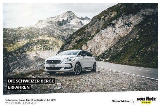 Die Schweizer Berge erfahren mit Silvan Widmer - Auto Welt von Rotz AG 42