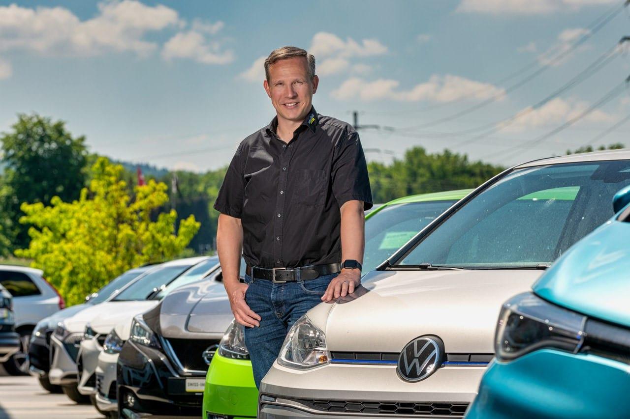 Elektro-Probefahrt-Tage bei der Auto Welt von Rotz AG - Auto Welt von Rotz AG