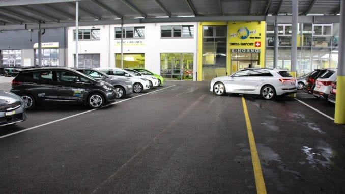Erster e-day fand am Samstag 29.8.20 in der Auto Welt von Rotz AG statt - Auto Welt von Rotz AG