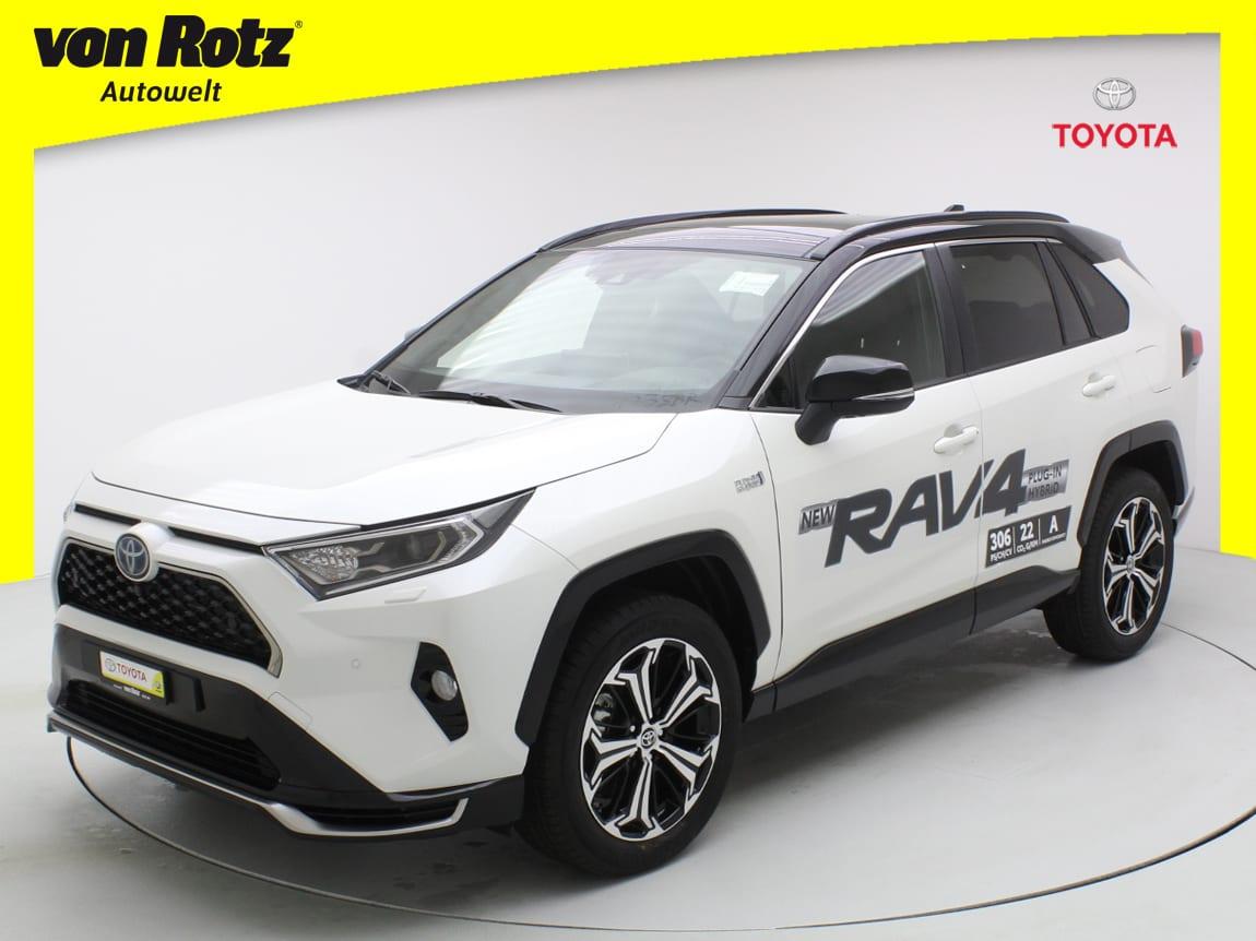 Der neue RAV4 Plug-In Hybrid – jetzt in der Auto Welt von Rotz AG erhältlich - Auto Welt von Rotz AG 38
