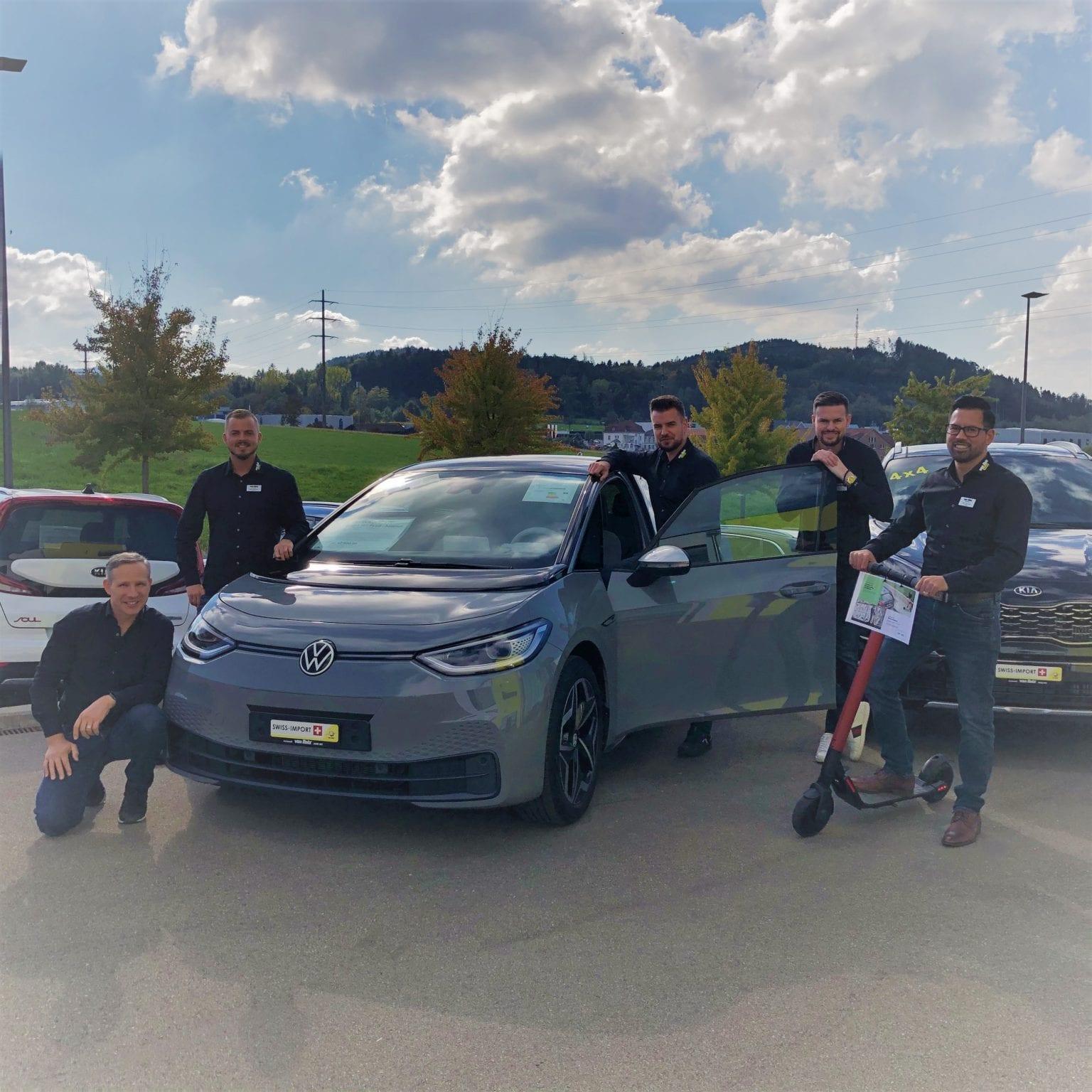 Elektro-Probefahrt-Tage bei der Auto Welt von Rotz AG - am 31.Oktober ist es wieder so weit! - Auto Welt von Rotz AG