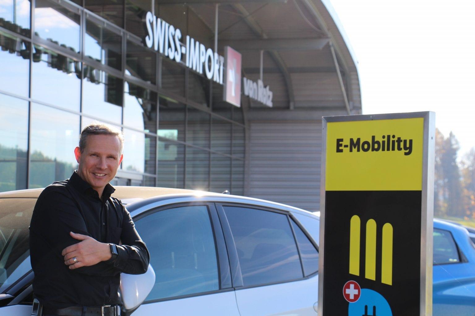 Elektro-Probefahrt-Tage bei der Auto Welt von Rotz AG - am 28. November ist es wieder so weit! - Auto Welt von Rotz AG