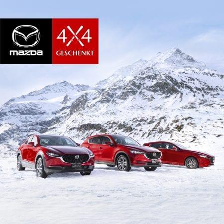 1% Leasing auf alle Mazda-Modelle – jetzt in der Auto Welt von Rotz AG profitieren! - Auto Welt von Rotz AG 1