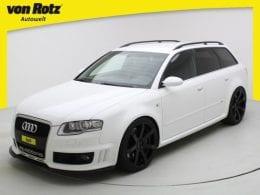 AUDI RS4 Avant 4.2 V8 quattro - Auto Welt von Rotz AG