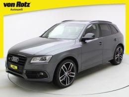 AUDI SQ5 3.0 BiTDI plus quattro - Auto Welt von Rotz AG