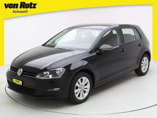 VW Golf 1.6 TDI Comfortline - Auto Welt von Rotz AG