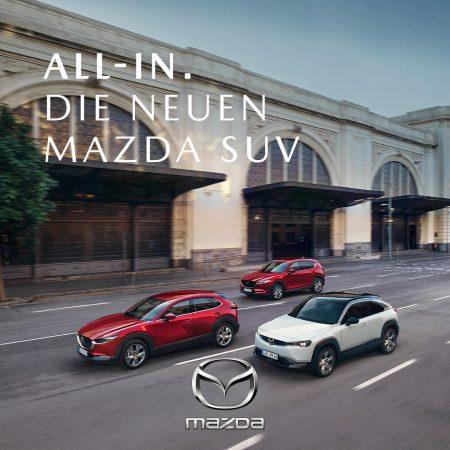Frühlingsaktion bei Auto Welt von Rotz AG - Mazda Technologie-Wochen - Auto Welt von Rotz AG