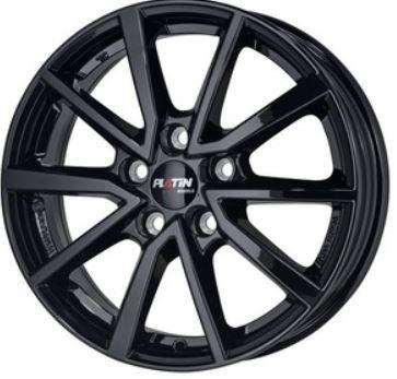 Winterräder Skoda Karoq 16 Zoll schwarz - Auto Welt von Rotz AG