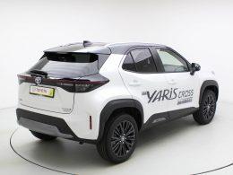 Der neue kompakte SUV von Toyota - Yaris Cross – ab sofort bei uns bestellbar! - Auto Welt von Rotz AG 28