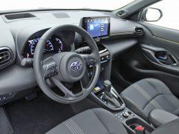 Der neue kompakte SUV von Toyota - Yaris Cross – ab sofort bei uns bestellbar! - Auto Welt von Rotz AG 33