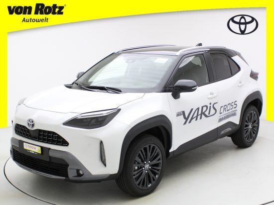 Der neue kompakte SUV von Toyota - Yaris Cross – ab sofort bei uns bestellbar! - Auto Welt von Rotz AG