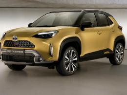 Der neue kompakte Toyota-SUV Yaris Cross – ab 2021 in der Auto Welt von Rotz AG erhältlich - Auto Welt von Rotz AG
