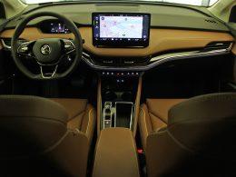New Skoda Enyaq iV – 100% elektrisch– Jetzt bei uns erhältlich! - Auto Welt von Rotz AG 17