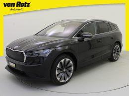 New Skoda Enyaq iV – 100% elektrisch– Jetzt bei uns erhältlich! - Auto Welt von Rotz AG 27