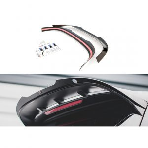 Heck Spoiler Abrisskante - VW Golf 8 R - Auto Welt von Rotz AG 1